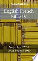 English French Bible IV