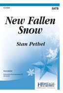 New Fallen Snow Of The Winter Landscape And Characteristic Sounds Of