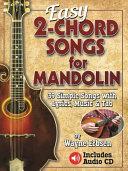 Easy 2 Chord Songs for Mandolin