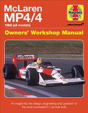 McLaren MP4 4 Owners  Workshop Manual