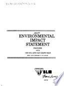 Draft Environmental Impact Statement