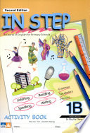 In Step   A Course in English for Primary Schools Activity Book 1A  2nd Edition   9789812578419