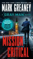 Mission Critical-book cover