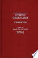 Ethnic Genealogy