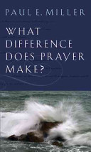 What Difference Does Prayer Make