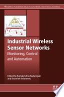 Industrial Wireless Sensor Networks