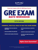 Kaplan GRE Exam Math Workbook
