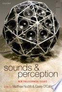 Sounds And Perception book