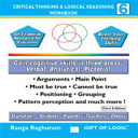 Critical Thinking and Logical Reasoning   Workbook 6