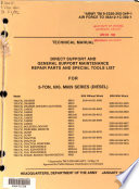 Technical Manual, Direct Support and General Support Maintenance Repair Parts and Special Tools List for 5-ton, 6x6, M809 Series (diesel)