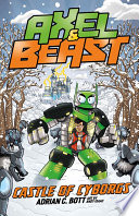 Axel And Beast Castle Of Cyborgs
