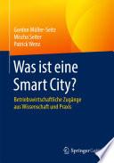 Was ist eine Smart City?