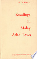 adat law Understanding adat in indonesia 1: what in this post i'll describe the definition and historical emergence of the concept of adat law during the.