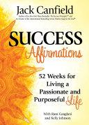 Success Affirmations Book