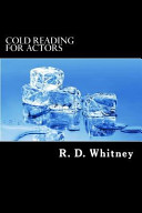 Cold Reading for Actors