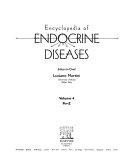 Encyclopedia of Endocrine Diseases: Po-Z, Index