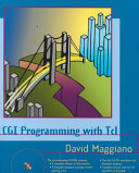 CGI Programming with Tcl