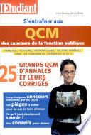 S entra  ner aux QCM des concours de la fonction publique