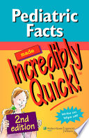 Pediatric Facts made Incredibly Quick TM  2nd edition