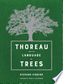 Thoreau and the Language of Trees