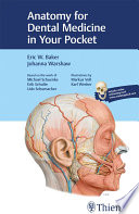 Anatomy For Dental Medicine In Your Pocket