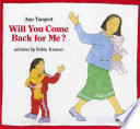 Will You Come Back for Me  Book PDF
