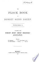 The Flock Book of Dorset Horn Sheep Book PDF