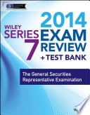 Wiley Series 7 Exam Review 2014   Test Bank
