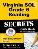 Virginia SOL Grade 6 Reading Secrets Study Guide