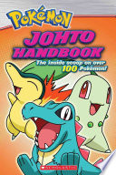 Johto Handbook Possible Moves Type Height Weight And Evolution