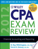 Wiley CPA Exam Review 2012, Financial Accounting and Reporting Free download PDF and Read online