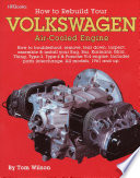 How to Rebuild Your Volkswagon Air Cooled Engine