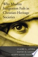 Why Muslim Integration Fails in Christian Heritage Societies