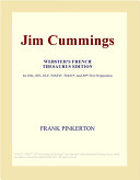 Jim Cummings (Webster's French Thesaurus Edition)