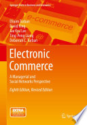 Electronic Commerce Commerce Ec Are Presented Ranging From