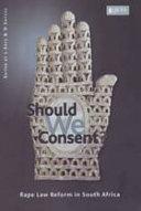 Should We Consent