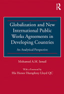 download ebook globalization and new international public works agreements in developing countries pdf epub