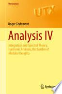 Analysis IV