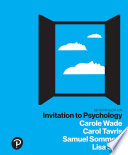 Invitation to Psychology,