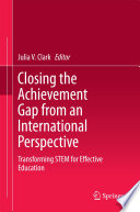 Closing the Achievement Gap from an International Perspective