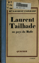 Laurent Tailhade au pays du mufle