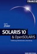 Solaris 10 & OpenSolaris