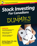 download ebook stock investing for canadians for dummies pdf epub