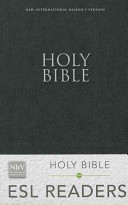 Holy Bible for ESL Readers