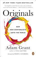 Originals : entertainment, grant explores how to recognize a good...