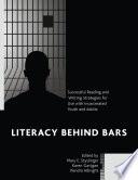 Literacy Behind Bars
