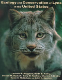 Ecology and Conservation of Lynx in the United States