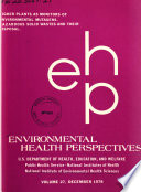 Environmental Health Perspectives Book PDF