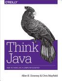 download ebook think java pdf epub