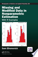 Missing and Modified Data in Nonparametric Estimation